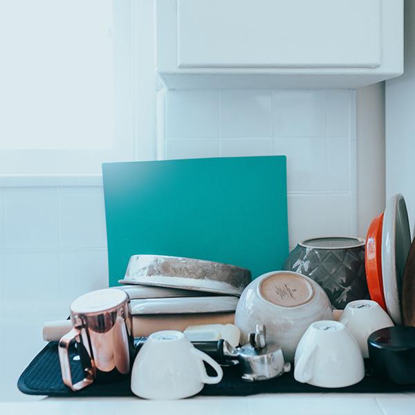 کاربرد های جالب قرص ماشین ظرفشویی در خانه داری