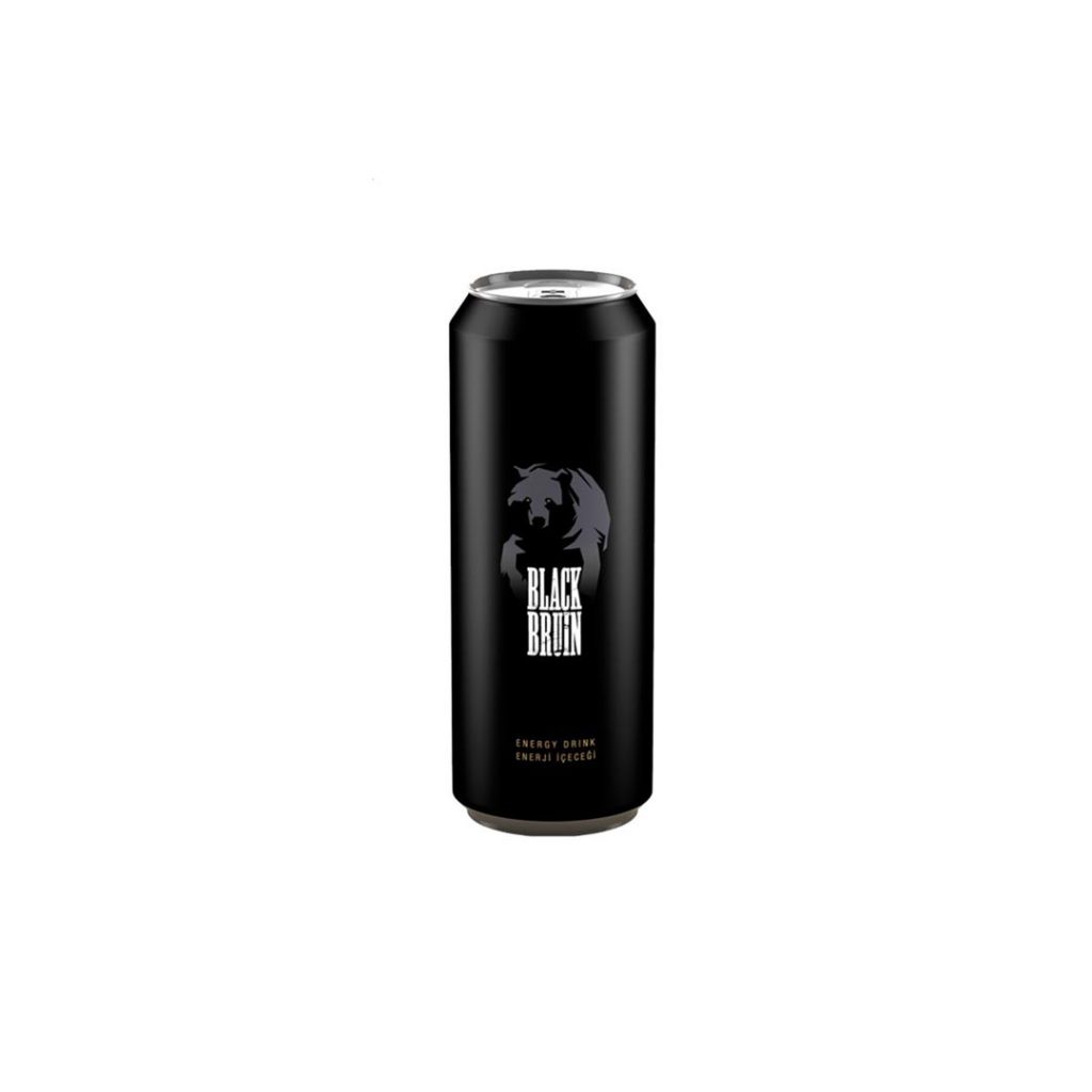 نوشیدنی انرژی زا بلک برن اصلی 500 میلی لیتر Black bruin