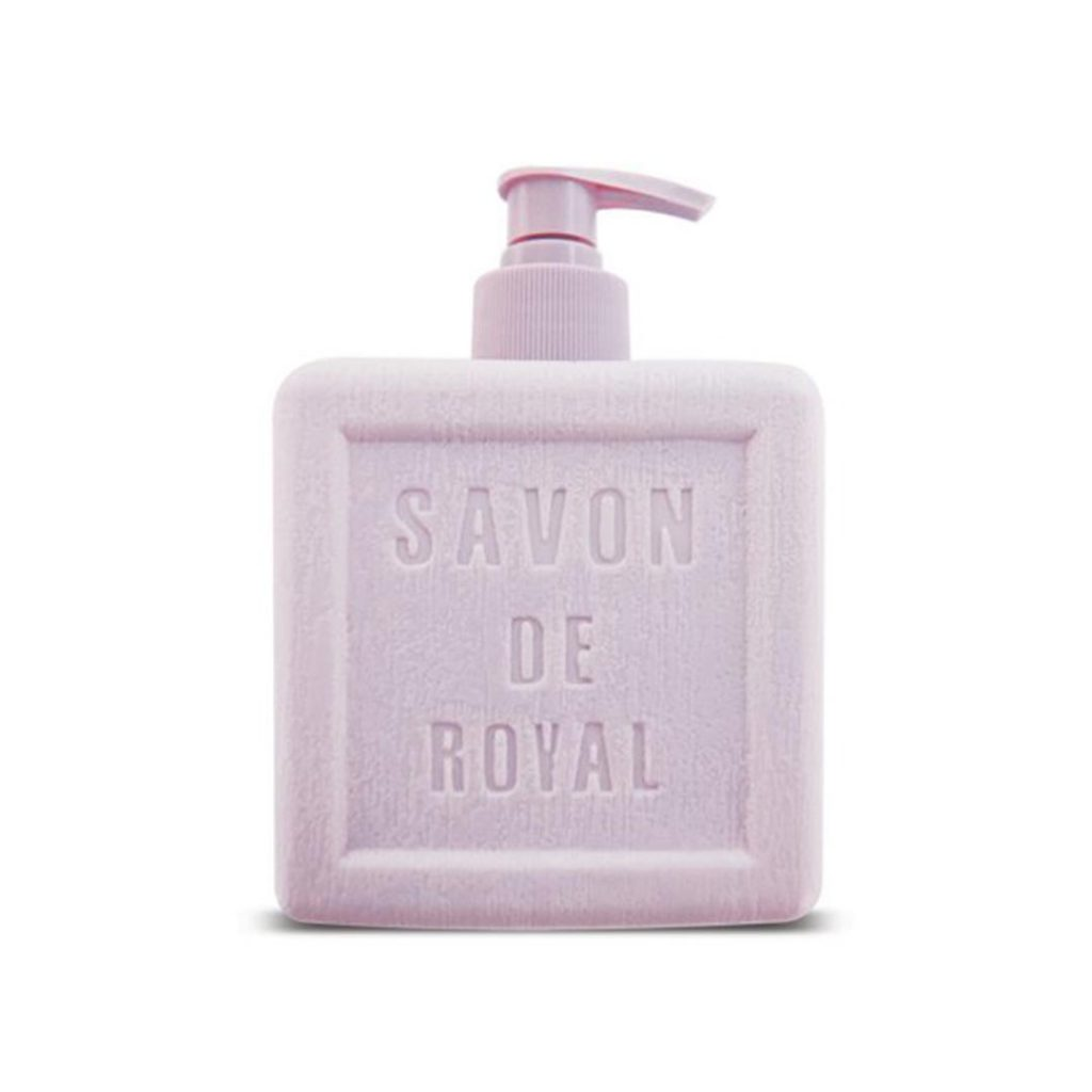 صابون مایع شستشوی دست بطری پمپ 500 میلی لیتر Savon De Royal